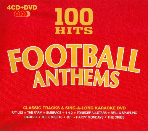 V.A. – 100 HITS: FOOTBALL ANTHEMS…BOX