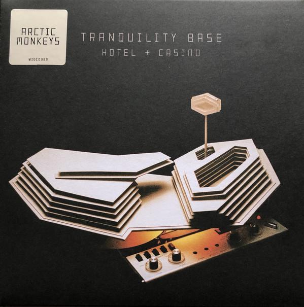 ARCTIC MONKEYS – TRANQUILITY BASE HOTEL + CASINO…LP