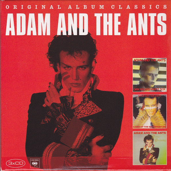 ADAM AND THE ANTS – ORIGINAL ALBUM CLASSICS
