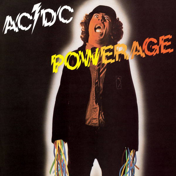 AC/DC – POWERAGE…REMASTER
