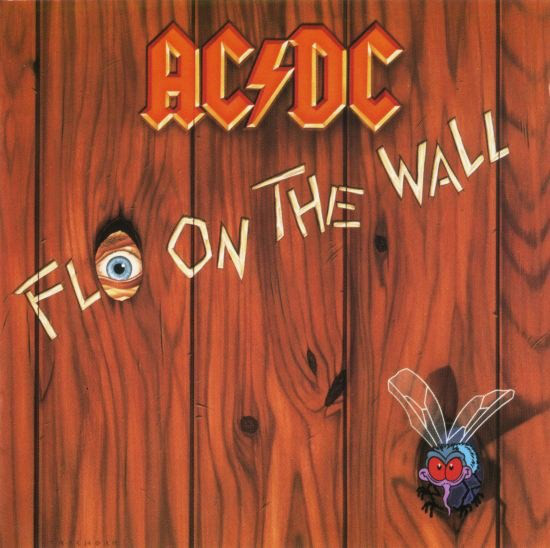 AC/DC – FLY ON THE WALL…RM
