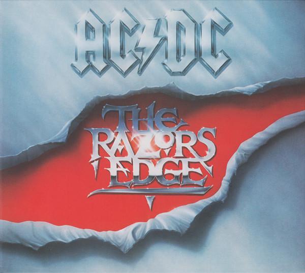 AC/DC – RAZORS EDGE…REMASTER