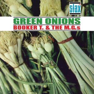 BOOKER T. & MG'S – GREEN ONIONS…LP