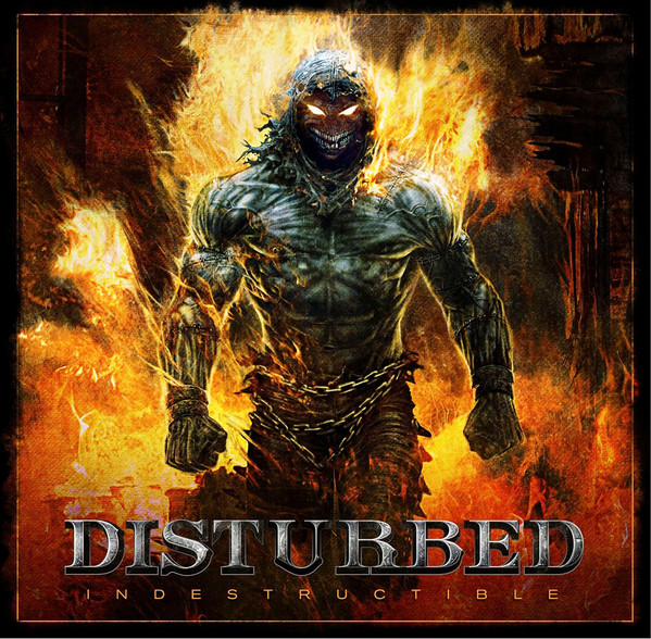 DISTURBED – INDESTRUCTIBLE…LP