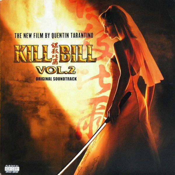 OST – KILL BILL VOL.2…LP
