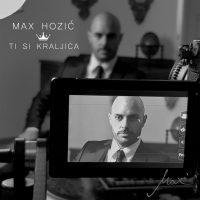 Max Hozić snimio video spot za singl 'Ti si kraljica' u kojem glumi poznata glumica i pjevačica Vanda Winter