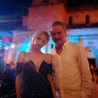 IZABELA MARTINOVIĆ feat. ŽARKO RADIĆ  nastupit će na Šibenskoj šansoni s odličnom pjesmom 'Daj mi znak'
