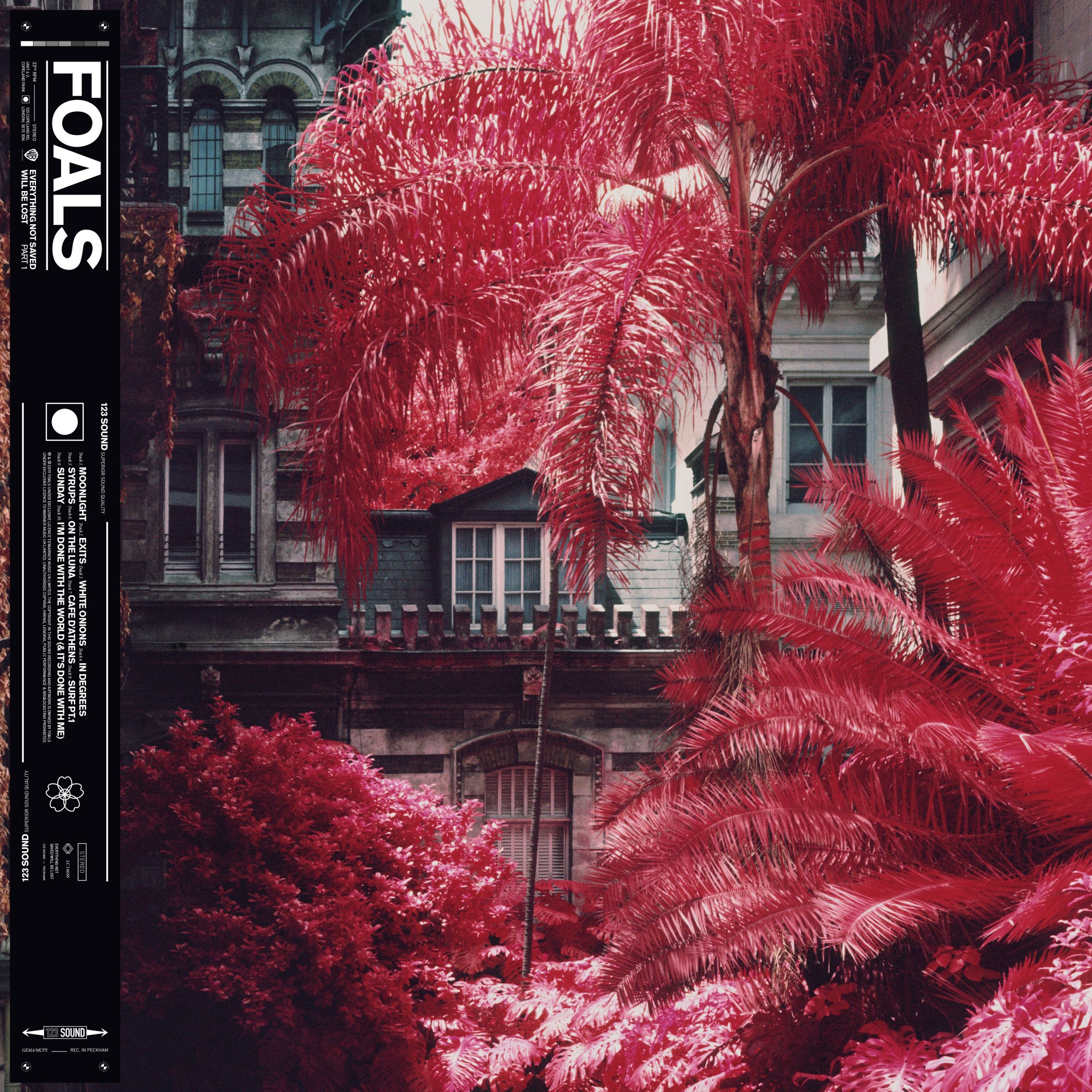 Prvi od dva najavljena albuma grupe Foals stigao u Dancing Bear shopove