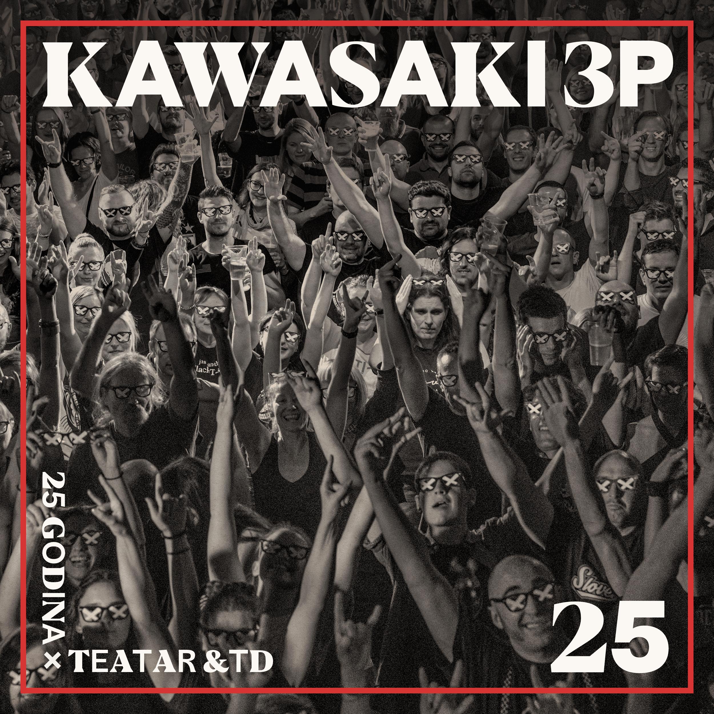 Kawasaki 3p su povodom 25. rođendan objavili live CD/DVD