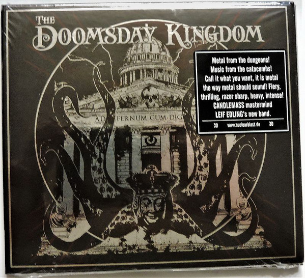 DOOMSDAY KINGDOM - DOOMSDAY KINGDOM digi