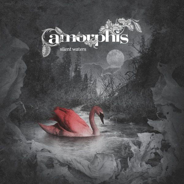 AMORPHIS - SILENT WATERS CD