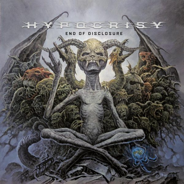 HYPOCRISY - END OF DISCLOSURE CD