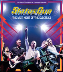 STATUS QUO - LAST NIGHT OF THE ELECTRICTS BRD