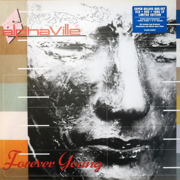 ALPHAVILLE - FOREVER YOUNG super deluxe...LP/CD3/DVD