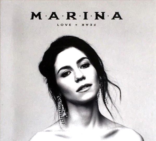 MARINA - LOVE+ FEAR...CD