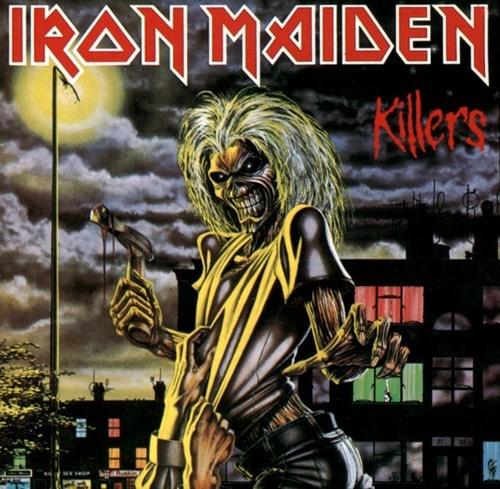 IRON MAIDEN – KILLERS RM digi…CD