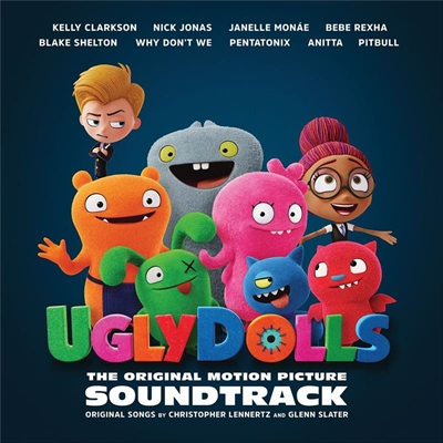 O.S.T. - UGLY DOLLS CD