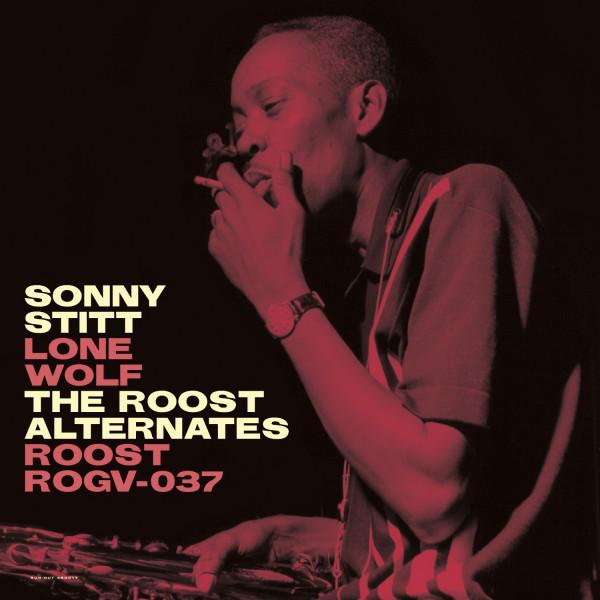 STITT SONNY - LONE WOLF LP