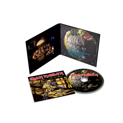 IRON MAIDEN – PEACE OF MIND RM digi…CD