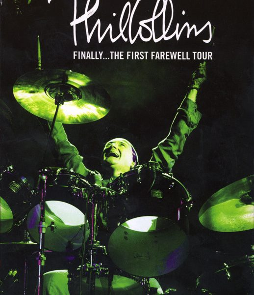 COLLINS PHIL – FINALLY FIRST FAREWELL TOUR…DVD2