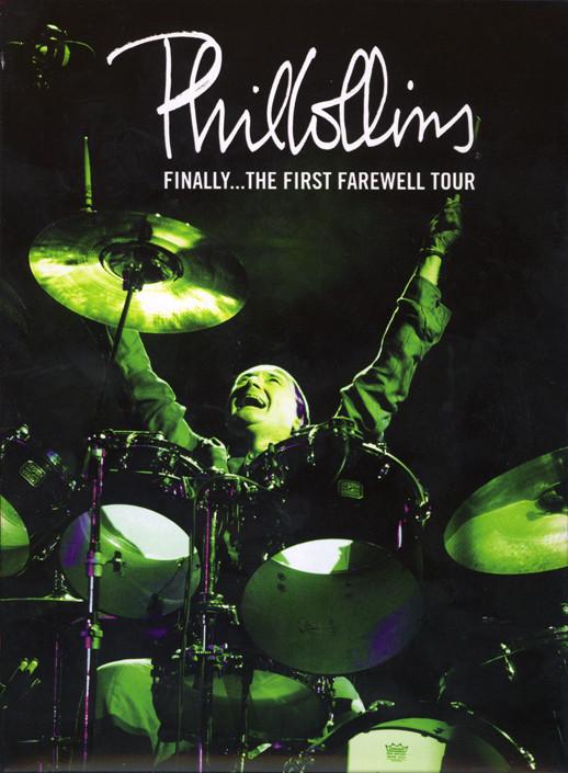 COLLINS PHIL - FINALLY FIRST FAREWELL TOUR...DVD2