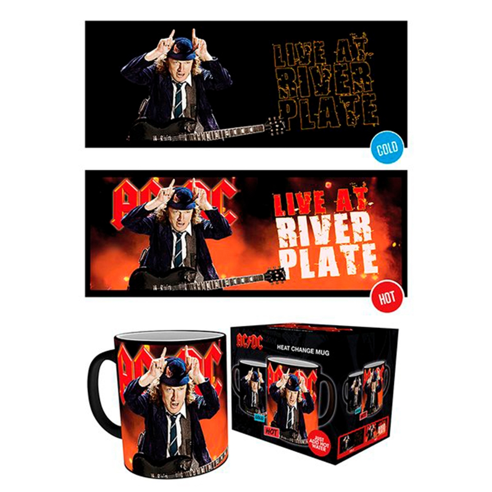 MERC - AC/DC LIVE ŠALICA OSJETLJIVA NA TEMPERATURU