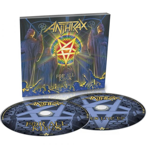 ANTHRAX - FOR ALL KINGS...LTD