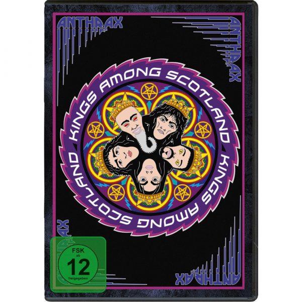 ANTHRAX - KING AMONG SCOTLAND...DVD2