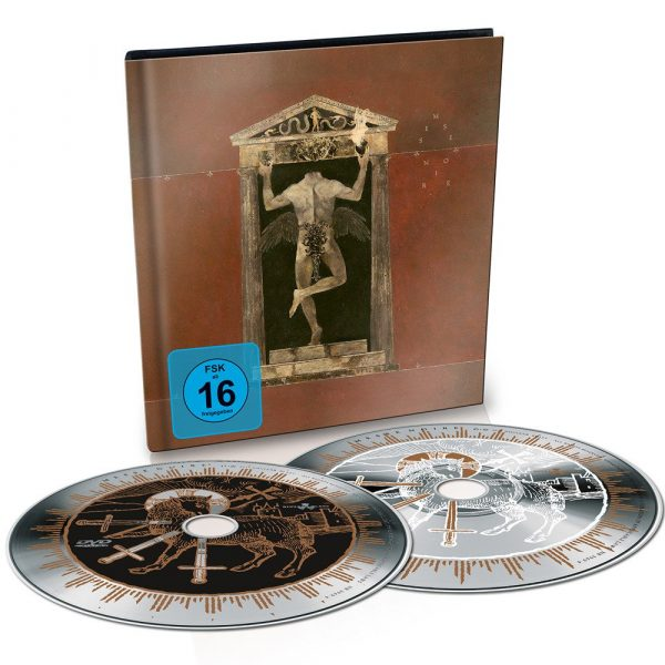 BEHEMOTH - MESSE NOIRE digi+dvd