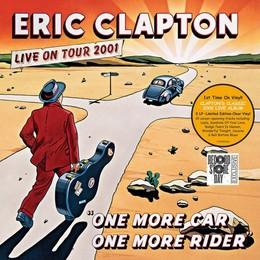 CLAPTON ERIC - ONE MORE CAR...clear (rsd2019) LP3