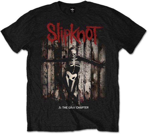 SLIPKNOT - GRAY CHAPTER ALBUM COVER....TS-XL