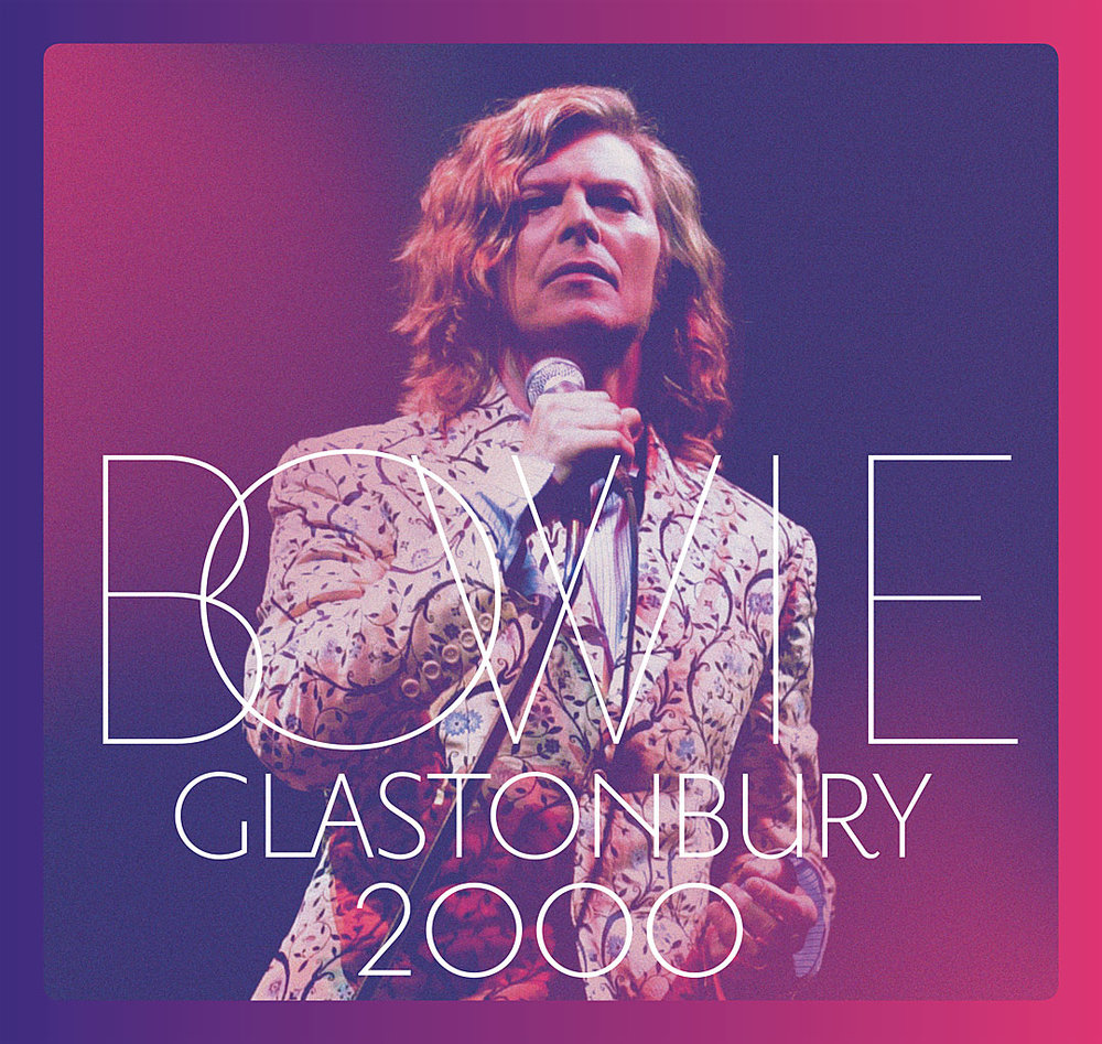 BOWIE DAVID - GLASTONBURY 2000 LP3