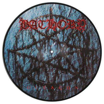 BATHORY - OCTAGON picture disc...lp