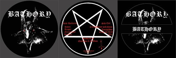 BATHORY - BATHORY picture disc...LP