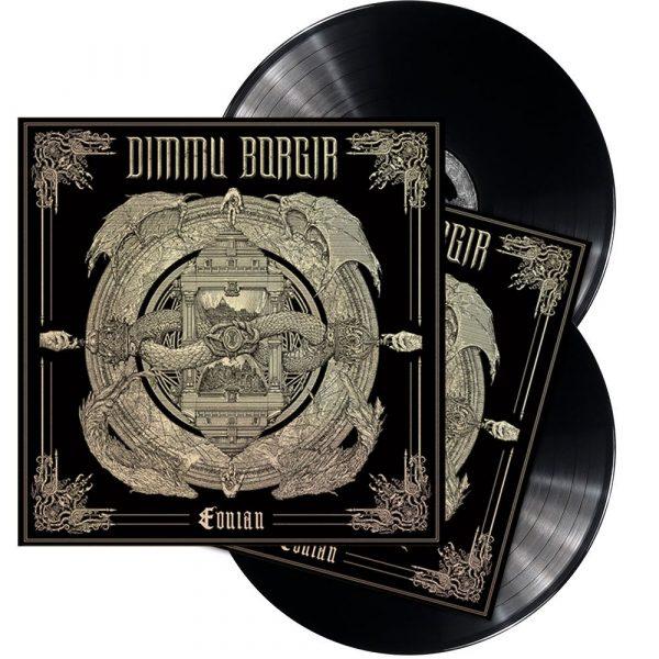 DIMMU BORGIR - EONIANltd black vinyl...LP2