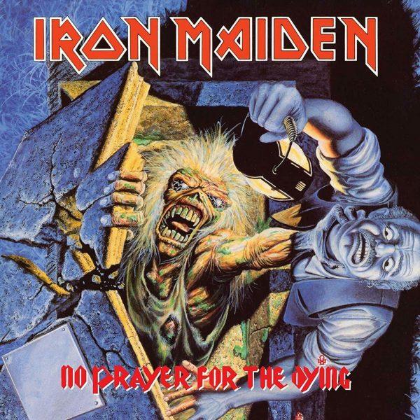 IRON MAIDEN – NO PRAYER FOR THE DYING RM digi…CD