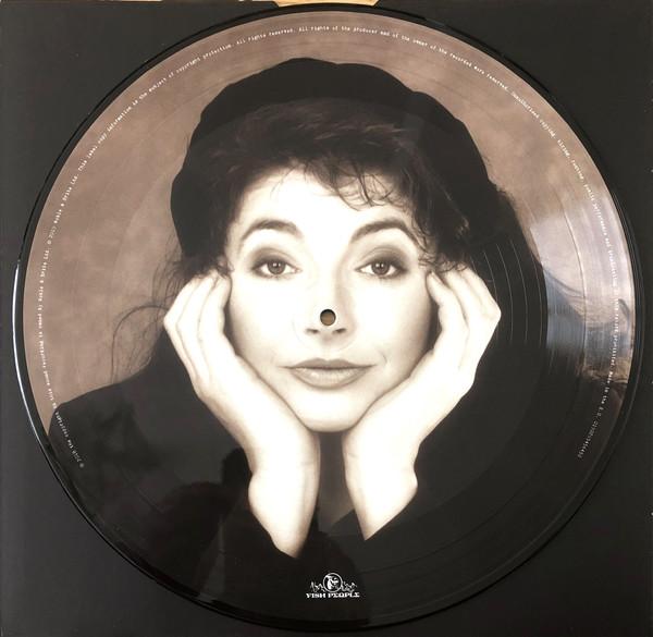 BUSH KATE - CLOUDBUSTING (picture disc) LP