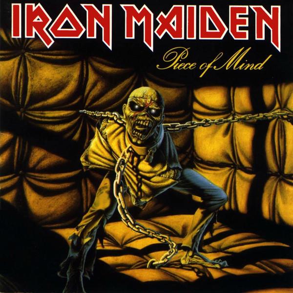 IRON MAIDEN – PIECE OF MIND…LP
