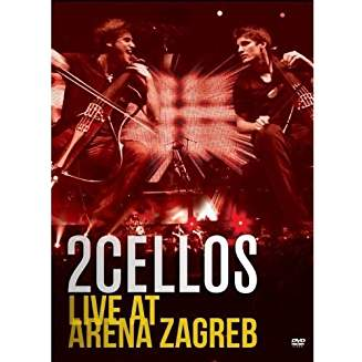 2CELLOS - LIVE AT ARENA ZAGREB...DVD