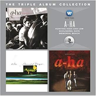 A-HA – TRIPLE ALBUM COLLECTION