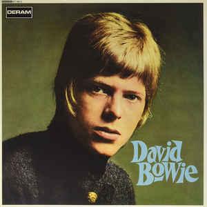 BOWIE DAVID - DAVID BOWIE coloured...LP2