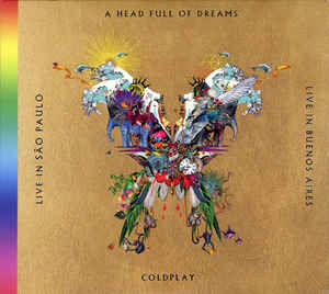 COLDPLAY - LIVE IN BUENOS AIRES LP3+DVD