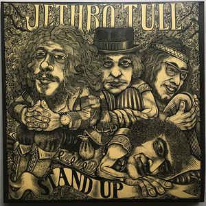 JETHRO TULL - STAND UP (STEVEN WILSON REMIX)...LP