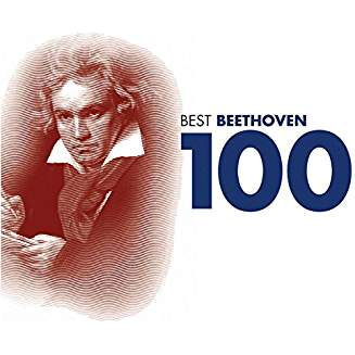 BEETHOVEN - BEST BEETHOVEN 100...CD6