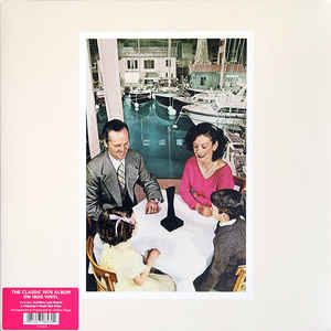 LED ZEPPELIN - PRESENCE LP (remaster 2015)