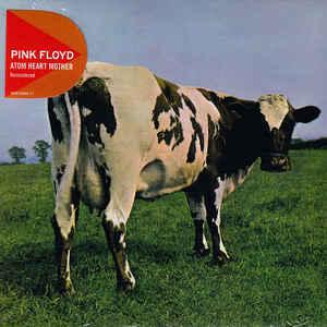 PINK FLOYD - ATOM HEART MOTHER...RM