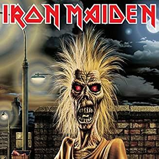 IRON MAIDEN – IRON MAIDEN…LP