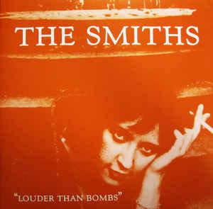 SMITHS - LOUDER THAN BOMBS...LP2