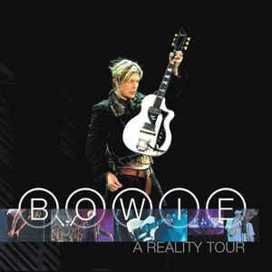BOWIE DAVID - REALITY TOUR...LP3