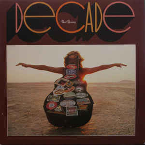 YOUNG NEIL - DECADE...LP3